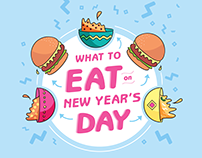 What to Eat on New Year's Day
