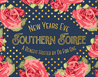 Southern Soiree Benefit Design