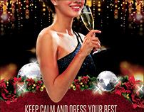 VMG Party Poster