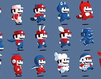 Game Icon: Mario fan book