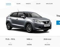 Quikr Cars - New cars module