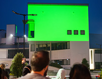 Culture Night 2014/Projection Mapping