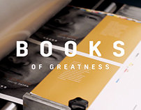 Cadillac. Books of greatness.
