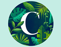 Caipora Logo for Instagram