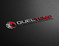 Logo for Duel Temp