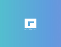 BE CREATIVE :)