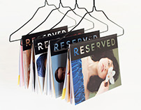 RESERVED FASHION MAGAZINE