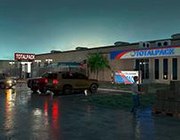TotalPack, Inc. Building CGI