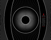 Octavio Paz: Poesía viva. 100 years. Poster design