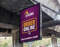 Steers 'Order Online' Icon