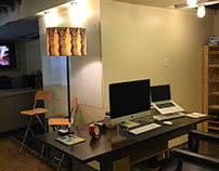 Irondoor studios, new office!