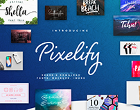 Introducing Pixelify - Share & Download Graphic Assets