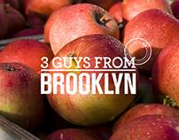3 Guys From Brooklyn