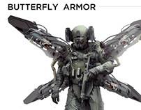 BUTTERFLY ARMOR