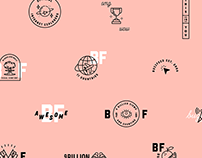 BuzzFeed Swag Pattern
