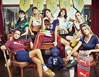 Campaign #2 Puma x Fenty