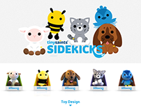 Sidekiks! Plush Toys Design