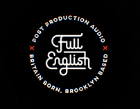 Full English - Animated Bumper