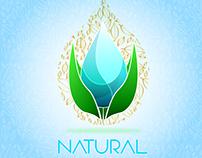 Natural Odontología & Medicina Creación de logo