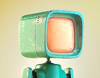 Jaker Parker robot