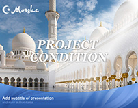 Free Mosque Powerpoint Presentation Template