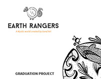 EARTH RANGERS : Graduation Project