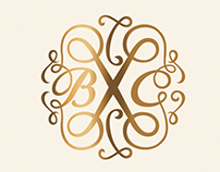 Burrow Cross Vineyard Branding