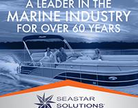 SeaStar - Quarter Page Ad