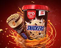 Snickers Ice Creams (Unilever) MULLEN LOWE
