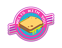 Melts With You Branding