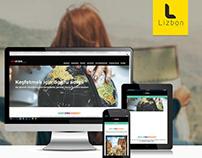 Venüs Turizm Web Sitesi Projesi