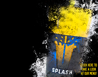Splash Website