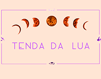 Cartaz Tarô Tenda da Lua