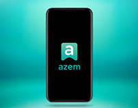 Azem - Event planner mobile app for iOS and Android