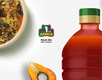 Pride of Africa Palm Oil