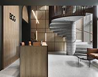 Boston Consulting Group - Office, Norway