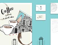 Café Rebranding Project