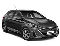 Hyundai HB20 2020