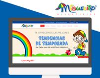Miguelito - Ropa para niños