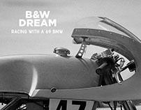 BMW R50 race