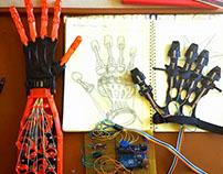 3D Humanistic Robotic Prehensile Mk1