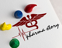 pharma story logo