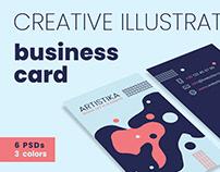Creative- Business Card Template