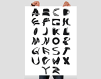 SNEAKERS TYPEFACE
