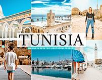 Free Tunisia Mobile & Desktop Lightroom Presets
