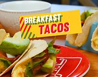Taco Tenders Recipe Video: Breakfast Tacos