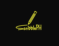 LOGO & INFOGRAPHICS: Scribble Ph