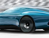 Daytona Vision concept