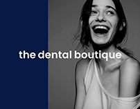 The Dental Boutique – Identity