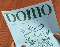 Domo Neighbourhood Apartments - Brand Identity